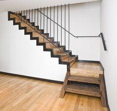 Fabriquer un escalier en bois -des instructions et des conseils