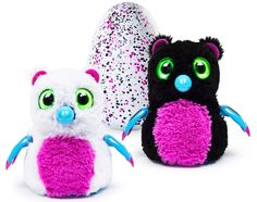The toy that everyone seems to be talking about is the Hatchimal which is basically a next-gen Tamagotchi, if you remember those. Check out where to snag yours for your mini. #GiftGuide #HolidayGiftGuide #MINIMODE #Hatchimals #KidsGifts #Holidays #Toys