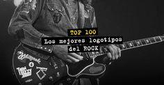 Top 100: Los mejores logotipos del rock