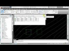AutoCAD Civil 3D - Basic Feature Lines - YouTube
