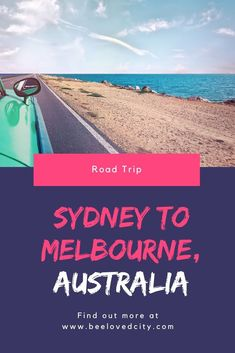Plan your roadtrip from Sydney to Melbourne with BeeLoved City. Want to go on a road trip for Sydney to Melbourne during your holidays in Australia? Check out our best itineraries! Sydney Australia Travel, Australia Honeymoon, Melbourne Travel, Victoria Australia, Boat Hire, Water Activities, Luxor Egypt, Boat Tours, Day Trips