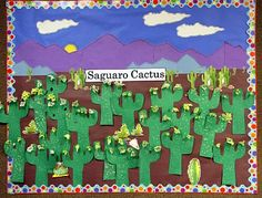 Sonoran Desert Bulletin Board