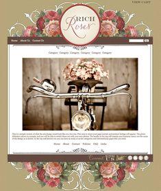 boutique website templates, online store, ecommerce - Google Search