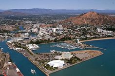 Townsville is the largest tropical city in Australia