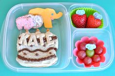 blog with lots of lunch box ideas