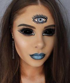 ... Makeup Ideas For. Instagram Post By Jordan Jan 24 2017 At 7 25am Utc Crazy Makeupmakeup Looksthird