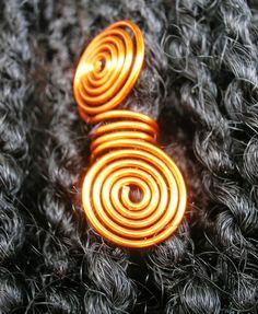 One Pair 2 Jewelry for Locks  Sisterlocks by BeyondJewellery, $10.00