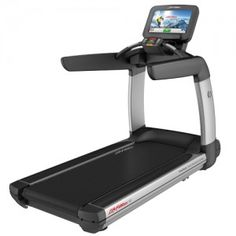 """The New Elevation Series Treadmill with Discover SE Tablet Console is where your digital life meets your workout experience. The third generation of touch screen consoles redefines the workout experience with the most advanced technology. The 19"""" integrated LCD touch screen features an abundance of entertainment options, enhanced interaction, internet connectivity and much more."""