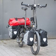 Tern Verge folding bike