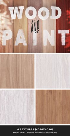 wood-and-paint