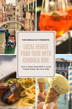 The Roman Guy currently has a Venice Food Tour that is to die for, and an absolute must for anyone traveling to Italy. The guides from The Roman Guy