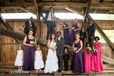 Black Thumb Studio- Wedding Party