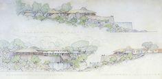 Frank Lloyd Wright -  Pinned by www.modlar.com