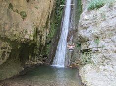 Watervallen Gardameer