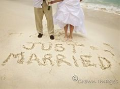 Must Have Beach Wedding Photos - Click image to find more weddings posts