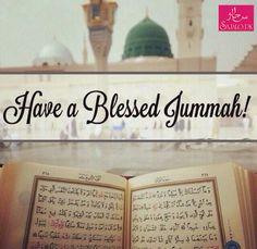 #Jummah - Master of the days! #JummahMubarak