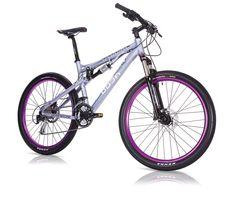 Alubike Dash Bicicleta MTB doble suspensión https://www.facebook.com/Alubike