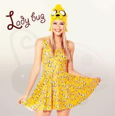 Vestido Adventure Time – Jake