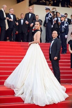 Li Bingbing in Stephane Roland attends The 69th Annual Cannes Film Festival #Cannes2016