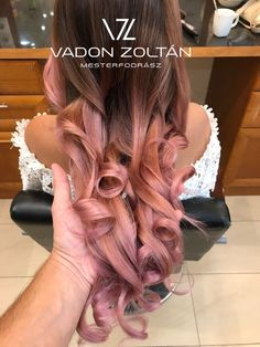 2017 hair design color Budapest