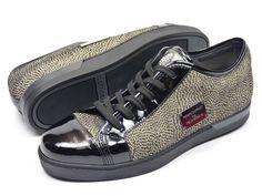 Botticelli LD15641 sneakers - zwart / combi