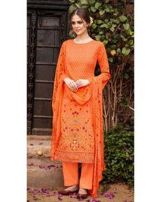Wholesale Occasional Indian Wear Printed Bemberg Chiffon Salwaar Suit With Cotton Satin Dupatta Salwar Pants, Wedding Salwar Kameez, Chiffon Pants, Suits Online Shopping, Suit Prices, Salwar Suits Online, Festival Wear, Girls Wear, Cool Suits