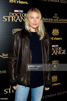 Dree Hemingway attends the Lamborghini with The Cinema Society, Jaeger-LeCoultre