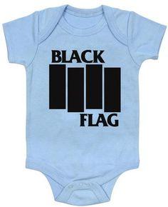 Thin Blue Line Heart Flag Infant Baby Boys Girls Crawling Suit Sleeveless Onesie Romper Jumpsuit Black
