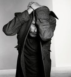 Dazed & Confused February 2013: Thom Yorke    To launch our new issue, Atoms for Peace cover star Thom Yorke creates an exclusive Dazed mix, including unheard solo material and new remixes for Radiohead and Liars