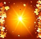 Fall Style Background