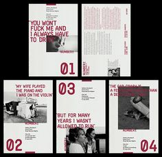 NUMBER6 COLLECTIVE on Behance
