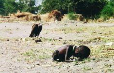 Sudan.  Kevin Carter