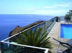 Modern ocean view villa for sale in Garajau, Island of Madeira, Portugal. viewofwater.com