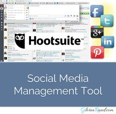 The One Social Media Management Tool Every Busy Entrepreneur Needs #marketing #Hootsuite #SocialMediaManagement #SocialMediaPosts