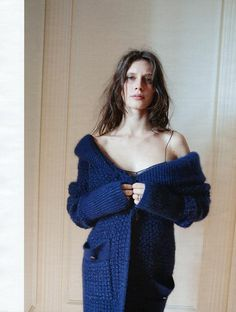 Marine Vacth by Juergen Teller for Interview Germany November 2013 [Editorial] - Fashion Copious Juergen Teller, Normcore Fashion, Women's Fashion, Interview, French Actress, Celebrity Beauty, Young And Beautiful, Beautiful Film, Beautiful Women