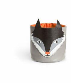Badger basket fr H&M Find Furniture, Home Decor Furniture, Toy Storage, Storage Baskets, Hm Home, Baby L, Toy Bins, Wood Animal, H&m Online