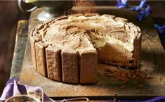 You will love this scrumptious Tim Tam Cheesecake Recipe No Bake version and it& very easy to make. This is a dreamy dessert that everyone will love. Brownie Recipes, Cheesecake Recipes, Tim Tam Cheesecake, Easy Desserts, Dessert Recipes, Delicious Desserts, Snow Cake, Cooking Chocolate, Nutella Chocolate