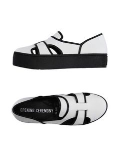 OPENING CEREMONY Sneakers. #openingceremony #shoes #low-tops