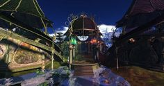 Fantasy Faire 2014 - The Faery Court Giant Tree, Cycle Of Life, Faeries, Sims, Fantasy, Explore, Fairies, Mantle, Fantasy Books