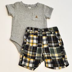 Baby Boy | 3-6 Month Lot: 11 Pieces