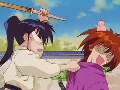 NIHONGADAS: Rurouni Kenshin - Reseña del anime y los OVAs