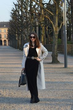 Lovely city in Germany, Karlsruhe has a beautiful palace that was the place where I've took this outfit of the day photos | Look do Dia - Inverno 2014 em Karlsruhe na Alemanha #winter #fall