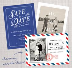 MyPublisher : affordable save the date