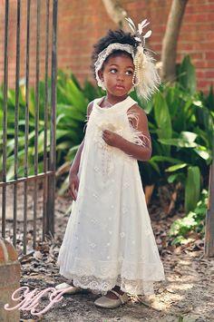 Delicate Eyelet Dress