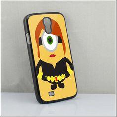 Despicable Me Minion Black Widow Samsung Galaxy S4