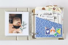 A Layout & a Mini Album with Dream on collection by Eunyoung Lee – Pinkfresh Studio