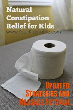 Last year I posted an article on constipation relief in kids, and was very surprised at the response. So many more of you are dealing with constipation problems than I had realized. As I mentioned the first time around, I often support these issues with kids that I'm treating, but this isn't my area of...Read More »