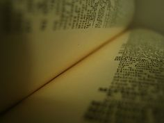 Here's why this matters: because both writing and storytelling comprise, at the most basic level, a series of word choices. Words are the building blocks of what we do. They are the atoms of our el...