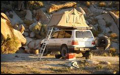 Equipt's Land Cruiser 100 Series - Expedition Portal