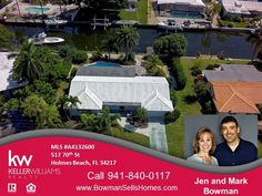 Youtube video of 517 70th St in Holmes Beach, FL
